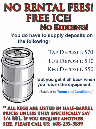 Beer Keg Prices And Reservations Regent Liquor Store
